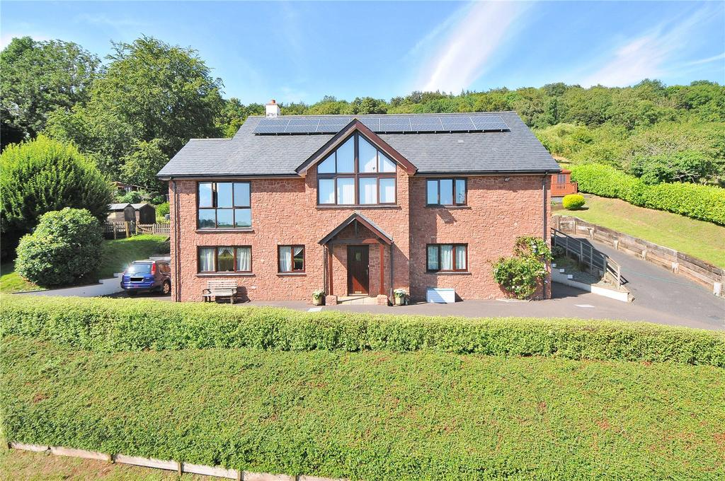 4 Bedrooms House for sale in Wootton Courtenay, Minehead, TA24