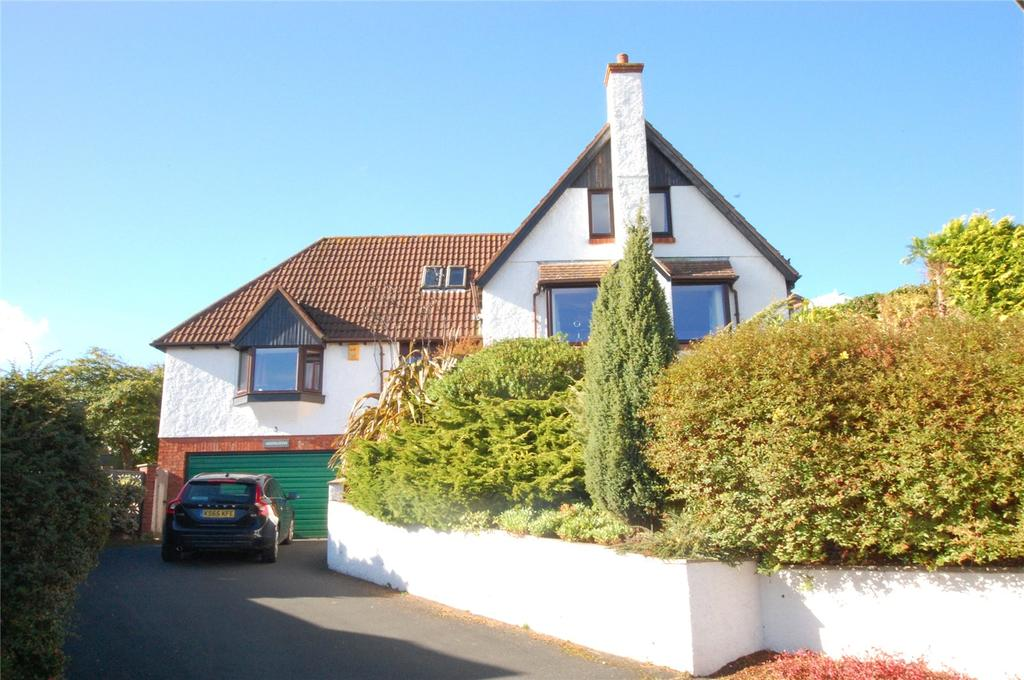 4 Bedrooms House for sale in Glebe Crescent, Minehead, Somerset, TA24