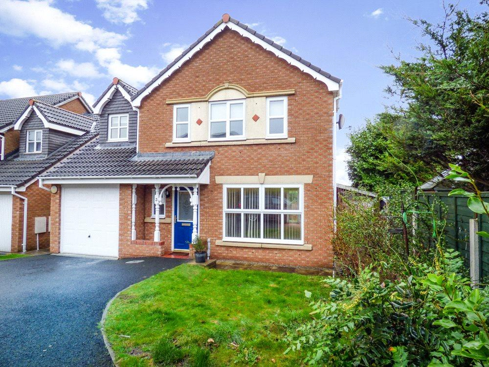 5 Bedrooms Detached House for sale in Bluebell Close, Bispham, Blackpool