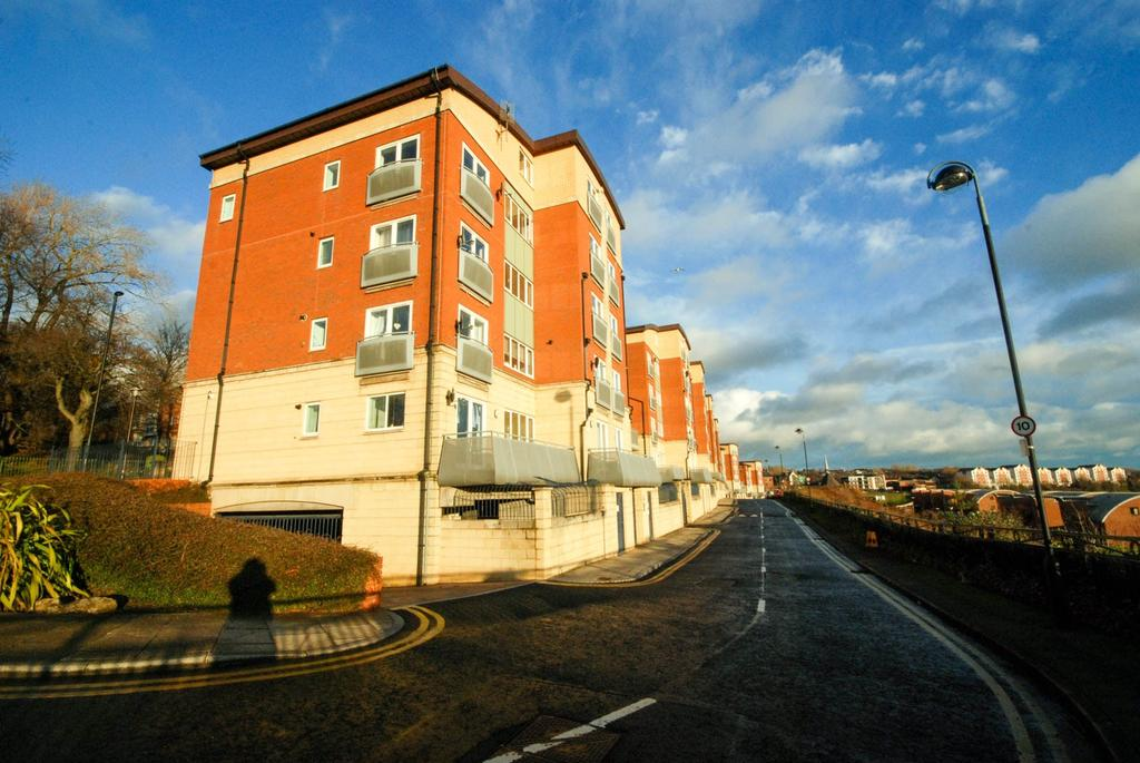 2 Bedrooms Apartment Flat for sale in City Road, Newcastle Upon Tyne