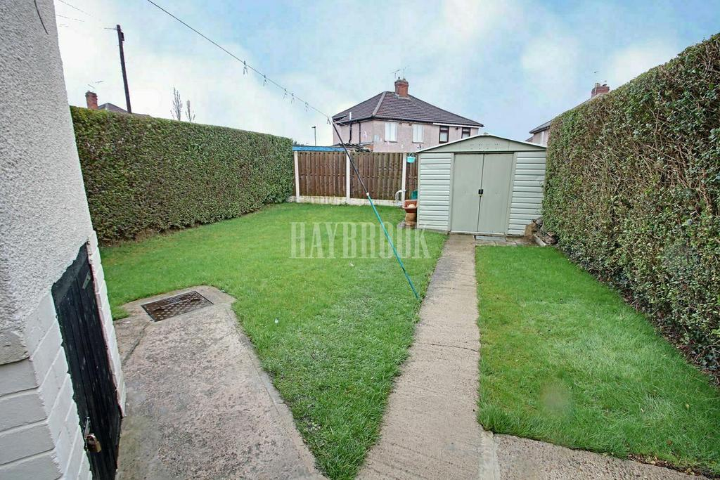 3 Bedrooms Semi Detached House for sale in Alnwick Road, Intake