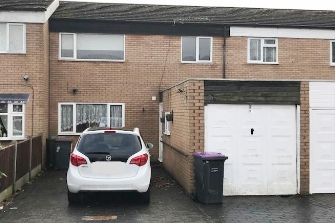 3 Bedrooms Terraced House for sale in 36 Calverhall, Stirchley, Telford, Shropshire, TF3 1YD