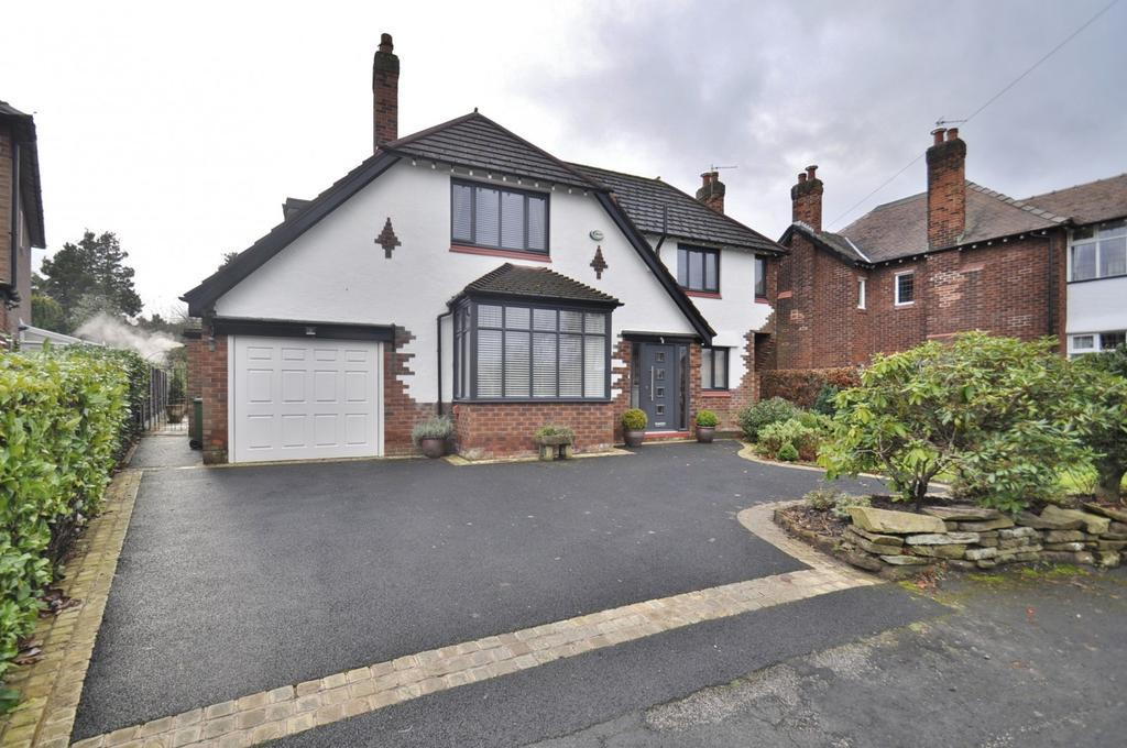 3 Bedrooms Detached House for sale in King's Close, Bramhall
