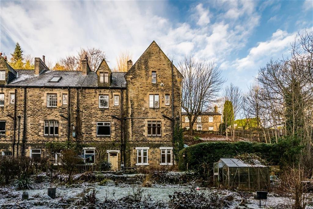 3 Bedrooms End Of Terrace House for sale in Bank Buildings, Meltham, Holmfirth, HD9