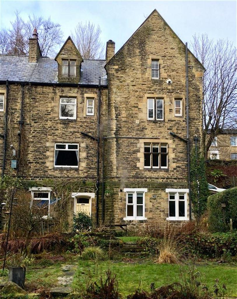 4 Bedrooms End Of Terrace House for sale in Bank Buildings, Meltham, Holmfirth, HD9