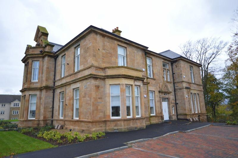 2 Bedrooms Flat for rent in Rutherford Drive, Lenzie, East Dunbartonshire, G66 3US