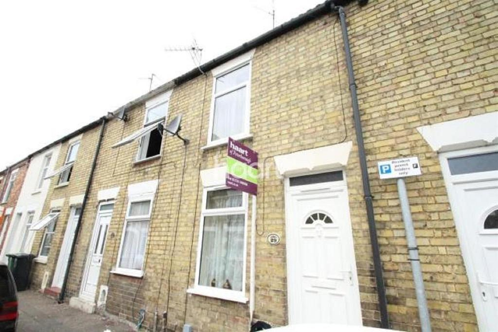 2 Bedrooms Terraced House for sale in Bedford Street, Peterborough