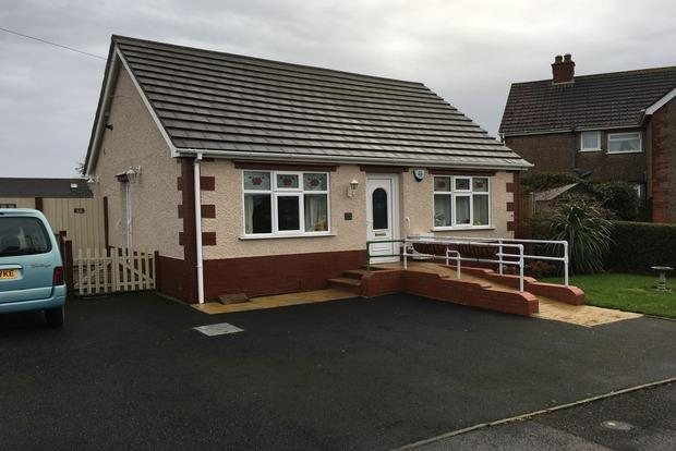 2 Bedrooms Detached Bungalow for sale in St. Marys Road, Skegness, Lincolnshire, PE25