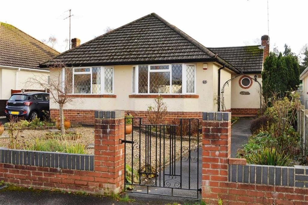 2 Bedrooms Detached Bungalow for sale in Upton Way, Broadstone, Dorset