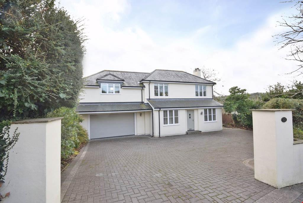 Mylor Bridge Nr Falmouth Cornwall Tr11 5 Bed Detached