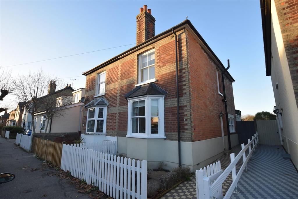 2 Bedrooms Semi Detached House for sale in Queens Avenue, Maldon
