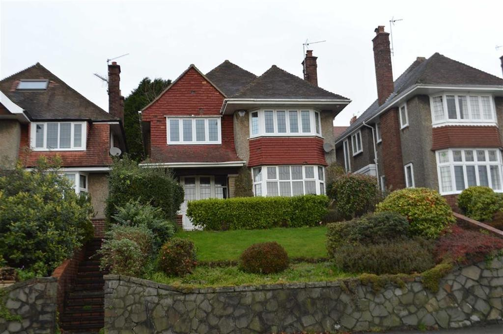 4 Bedrooms Detached House for sale in Glanmor Road, Swansea, SA2