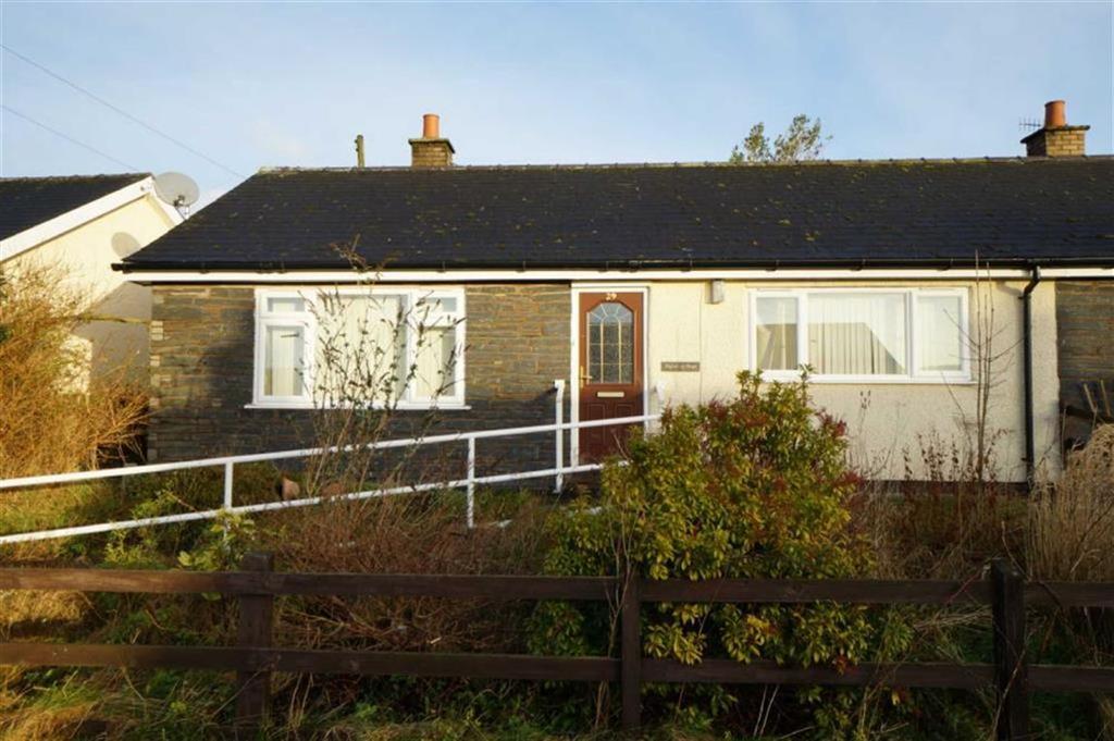 2 Bedrooms Semi Detached Bungalow for sale in Maes Aled, Cerrig Y Drudion, Corwen