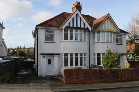 3 bedroom semi-detached house to rent - Raglan Road, Sketty, Swansea, SA2 9LR