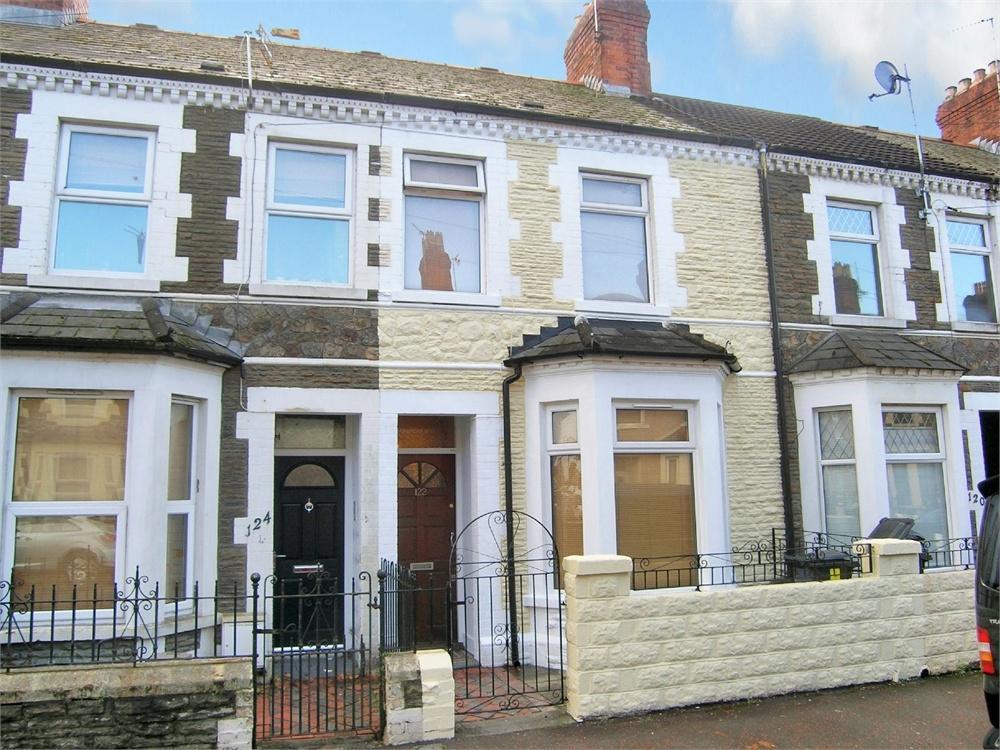 3 Bedrooms Terraced House for sale in Arran Street, Roath, Cardiff