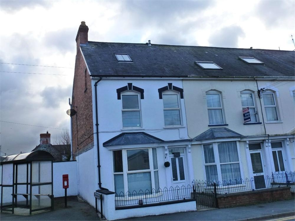 4 Bedrooms End Of Terrace House for sale in Windsor Grange, Aberystwyth Road, Cardigan, Ceredigion