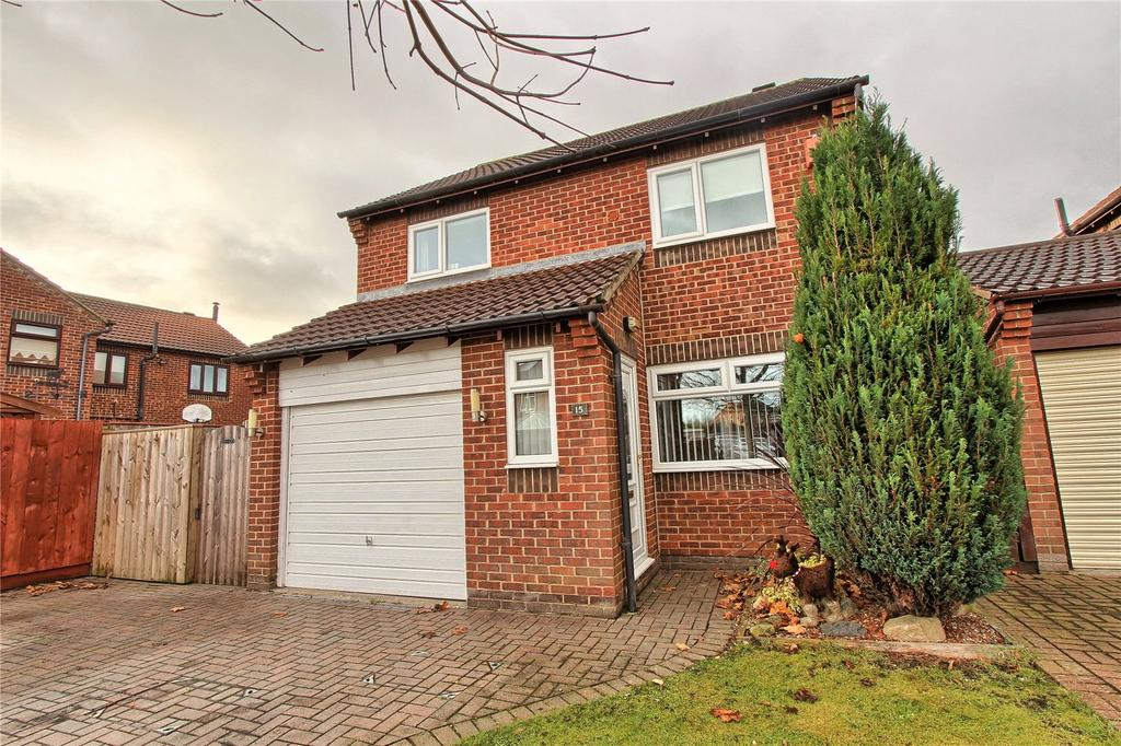 3 Bedrooms Detached House for sale in Springwell Close, Owington Farm