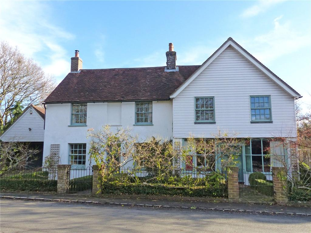 5 Bedrooms Detached House for sale in Whitesmith, Lewes, East Sussex, BN8