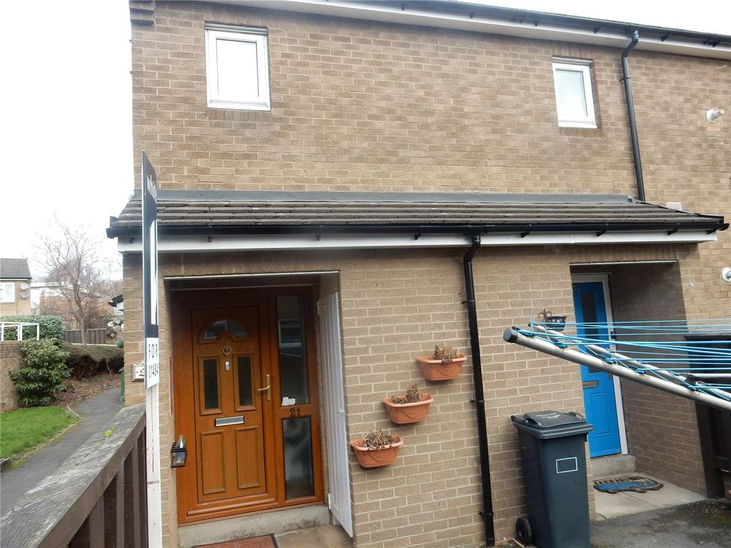 1 Bedroom Apartment Flat for sale in Plantation Drive, Newsome, Huddersfield,