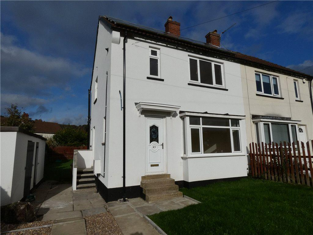 2 Bedrooms Semi Detached House for sale in Central Avenue, Baildon, West Yorkshire