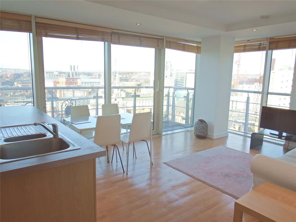 2 Bedrooms Flat for sale in K2, Albion Street, Leeds, West Yorkshire, LS2