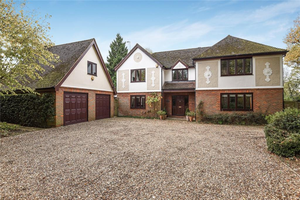 5 Bedrooms Detached House for sale in The Orchard, Bengeo, Hertford, Hertfordshire, SG14