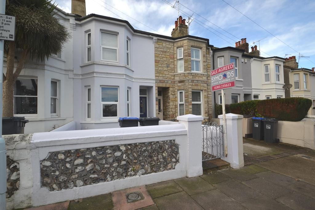 3 Bedrooms Terraced House for sale in Sugden Road, Worthing, BN11 2JG