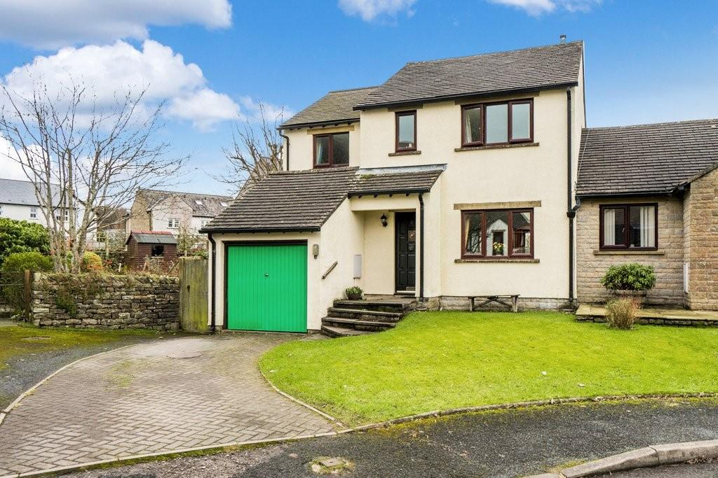 4 Bedrooms Semi Detached Bungalow for sale in Guldrey Fold, Sedbergh, Cumbria