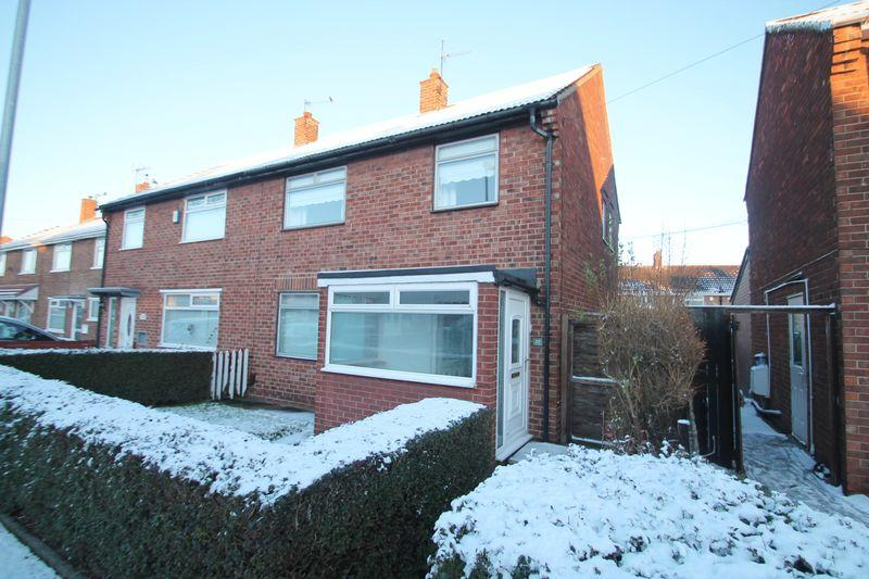 3 Bedrooms Semi Detached House for sale in Gainford Road, Billingham