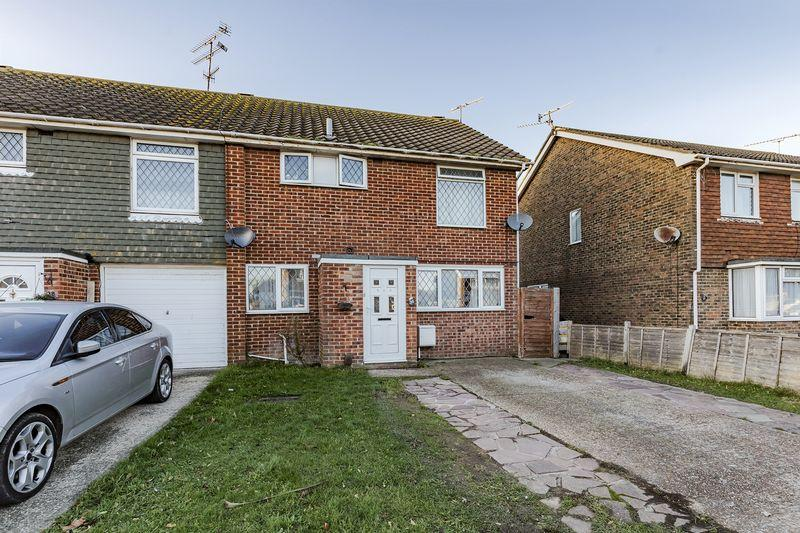 5 Bedrooms End Of Terrace House for sale in Upton Road, Worthing
