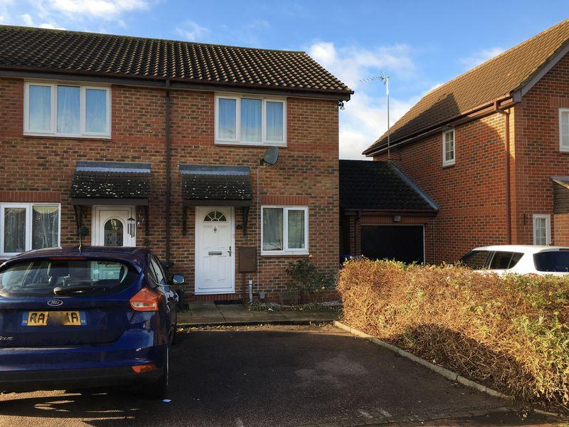 2 Bedrooms End Of Terrace House for sale in Wedgewood Drive, Church Langley