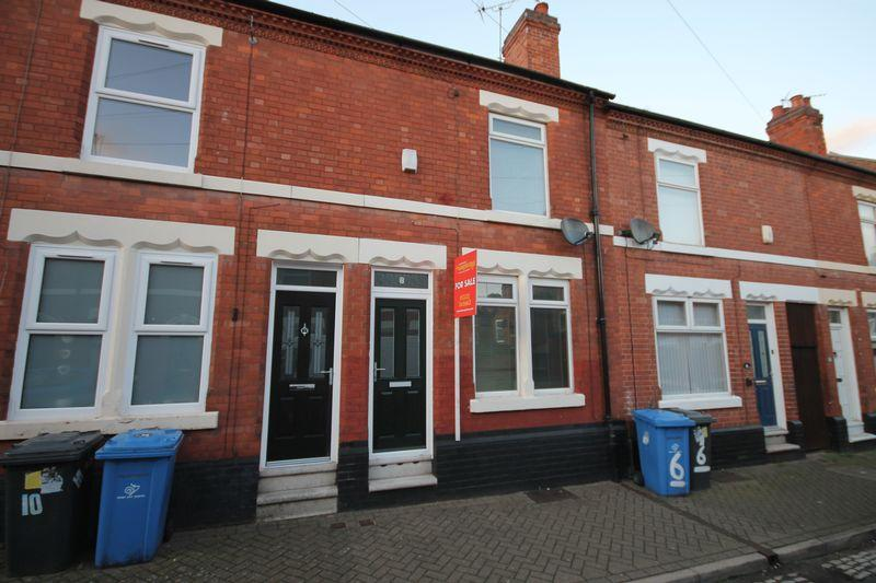 2 Bedrooms Terraced House for sale in RIDDINGS STREET, DERBY