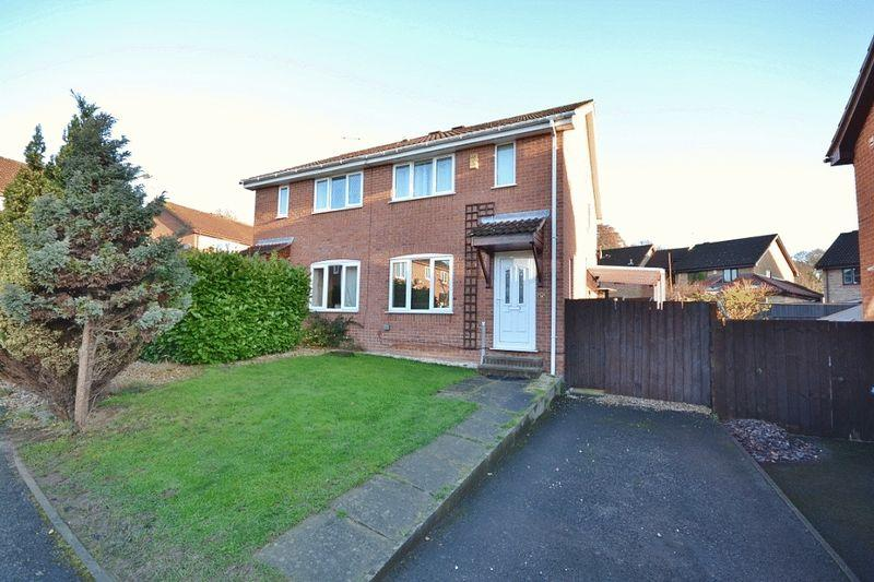 3 Bedrooms Semi Detached House for sale in OPAL CLOSE, OAKWOOD