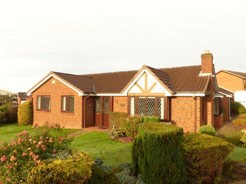 3 Bedrooms Detached Bungalow for sale in Fox Walk, Walsall
