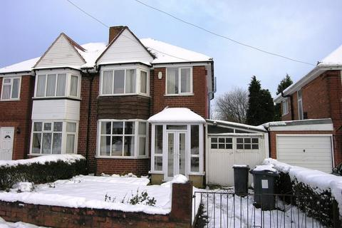 3 bedroom semi-detached house for sale - Kingstanding Road, Birmingham