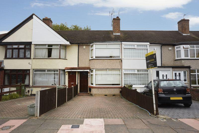 2 Bedrooms Terraced House for sale in Ramillies Road, Sidcup DA15