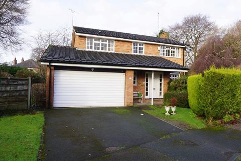 4 bedroom house for sale - Foxbench Close, Bramhall