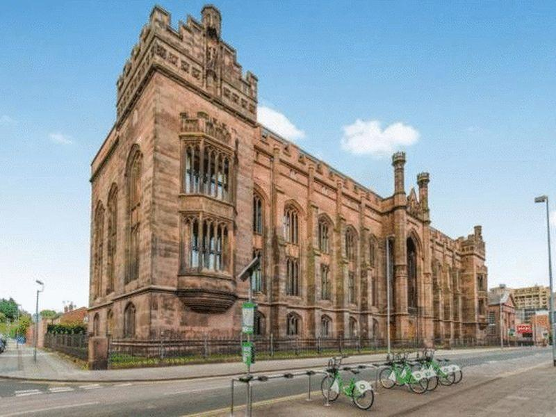 1 Bedroom Apartment Flat for sale in Shaw Street, Liverpool