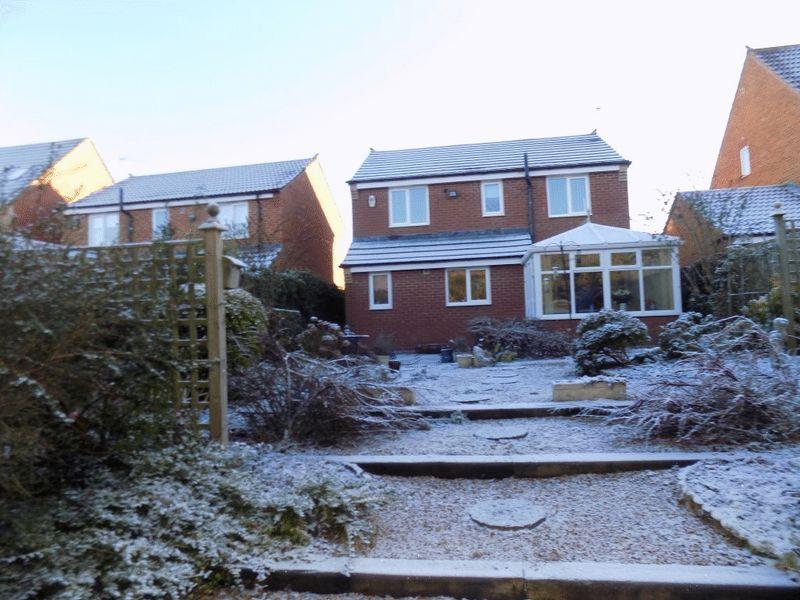 4 Bedrooms Detached House for sale in Nottingham Court, Bedlington, Four Bedroom Detached Family Home