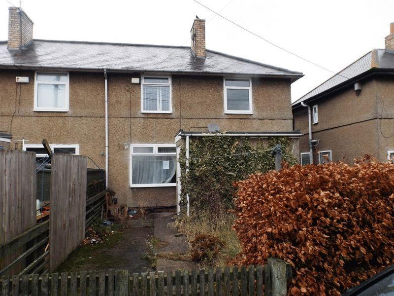 3 Bedrooms Semi Detached House for sale in Edith Street, Widdrington