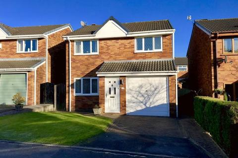 3 bedroom detached house for sale - Blaydon Close, Aspull, WN2 1XS