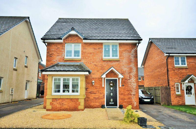 4 Bedrooms Detached Villa House for sale in 49 Jean Armour Drive, Annandale, KA1 2SD