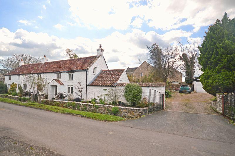 4 Bedrooms Detached House for sale in Stone Allerton, Nr Wedmore Somerset