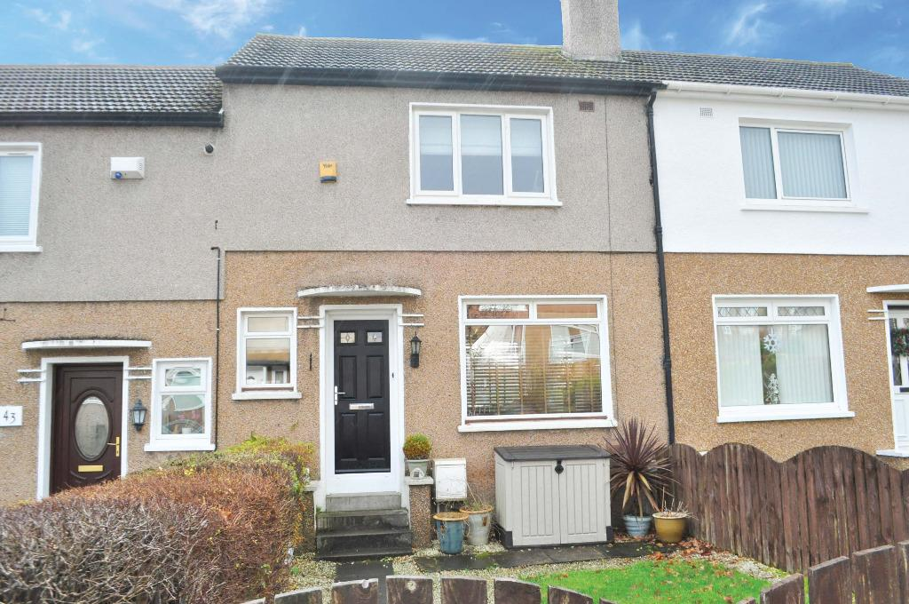 2 Bedrooms Terraced House for sale in Tinto Road, Bearsden, East Dunbartsonshire, G61 4EG
