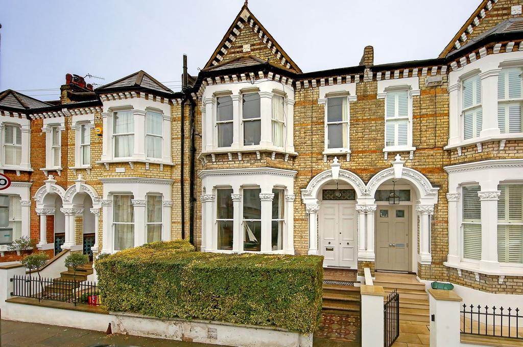 4 Bedrooms Terraced House for sale in Montholme Road, London, SW11