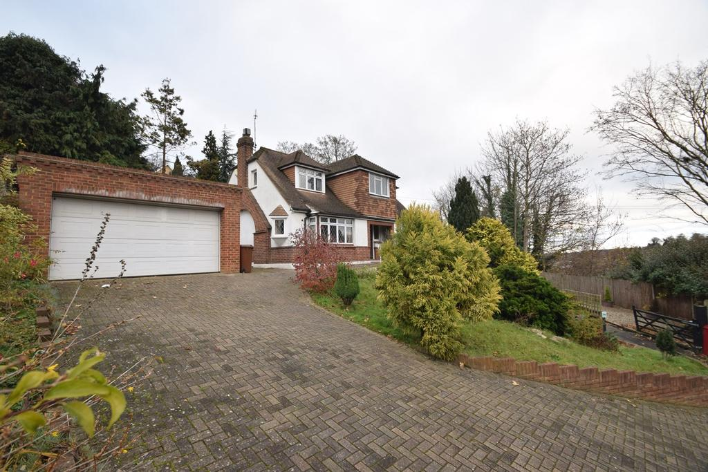 4 Bedrooms Detached House for sale in Robin Hood Lane, Chatham, ME5