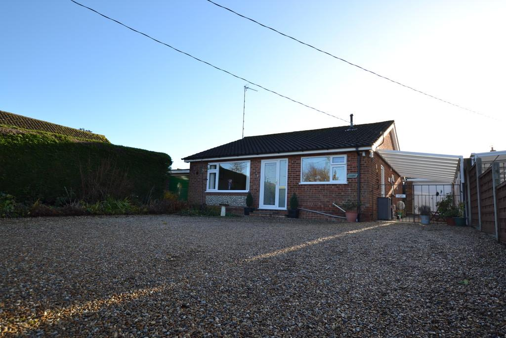 3 Bedrooms Detached Bungalow for sale in The Street, Erpingham