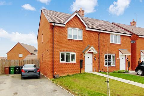 3 bedroom semi-detached house for sale - Russet Close, Evesham