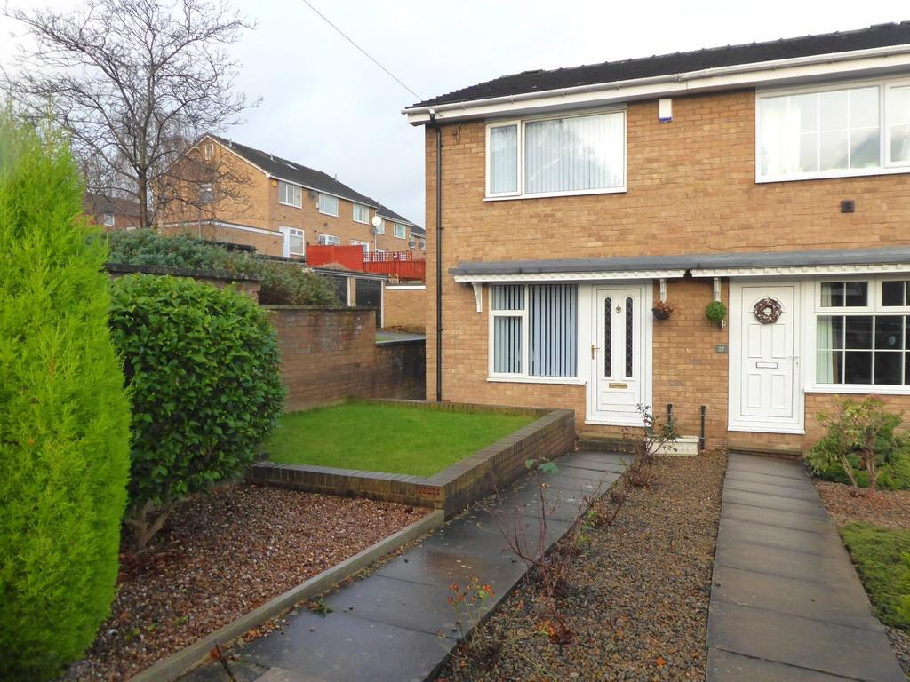 2 Bedrooms Town House for sale in New Park Croft, Farsley