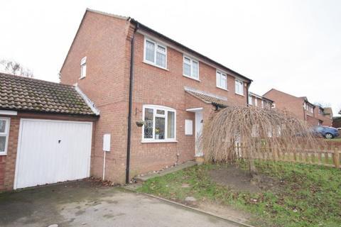 3 bedroom semi-detached house for sale - 1 Shannon Close,  Peacehaven, BN10